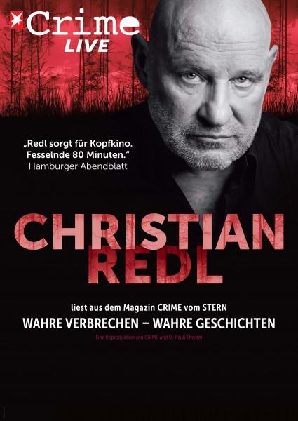 CHRISTIAN REDL - Wahre Verbrechen - Wahre Geschichten