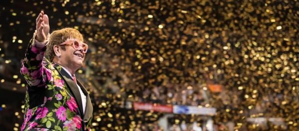 ELTON JOHN Farewell Yellow Brick Road - The Final Tour 2022