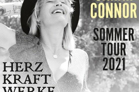 Sarah Connor - HERZ KRAFT WERKE -Butzbach 2021