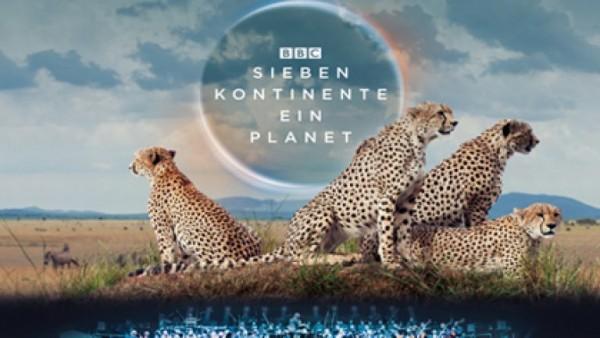 Sieben Kontinente, ein Planet - Live in Concert