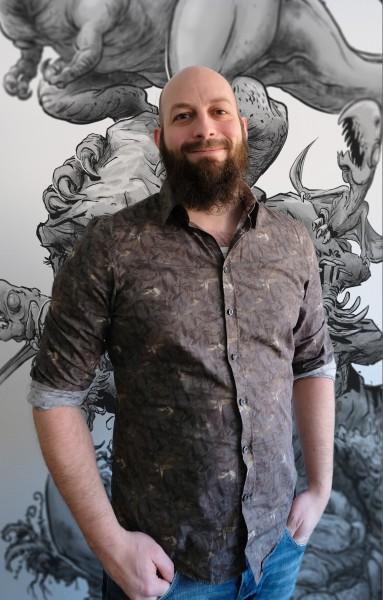 Workshop: Dinosaurier Zeichnen mit Illustrator und Autor Raimund Frey