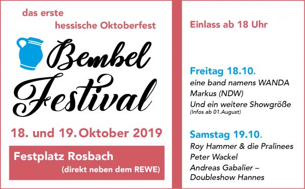 Bembel Festival