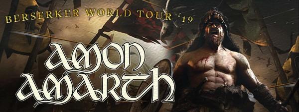 Amon Amarth Berserker World Tour