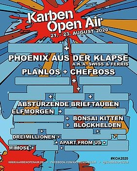 Karben Open Air 2020