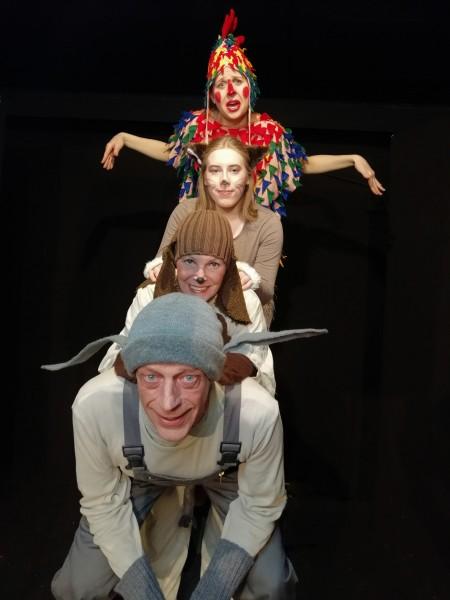 TINKO Kindertheater: Die Bremer Stadtmusikanten