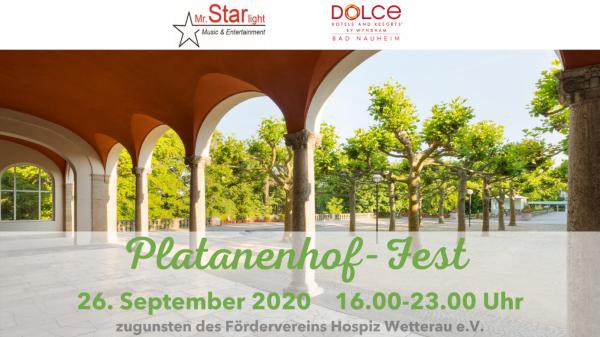 PLATANENHOF-FEST