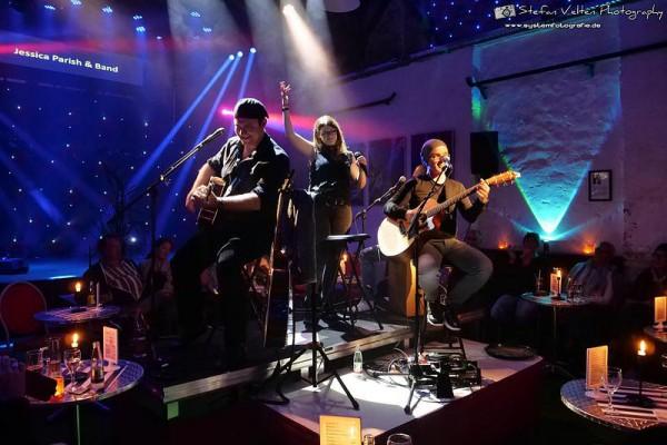 Jessica Parish & Band