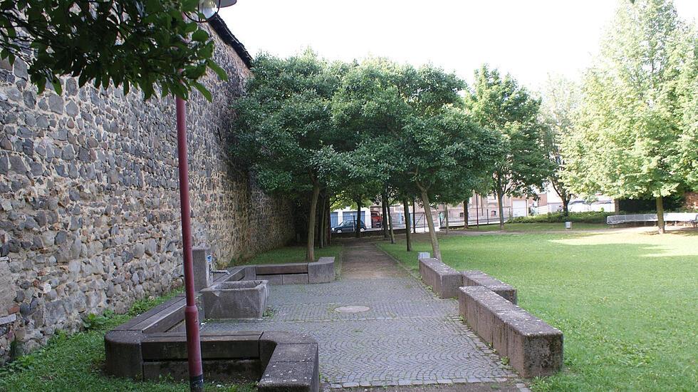 Lahntorpark, Butzbach