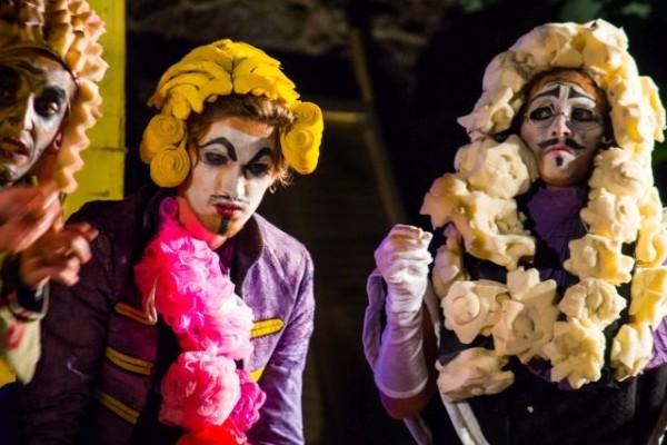 Volpone- eine musikalische Komödie