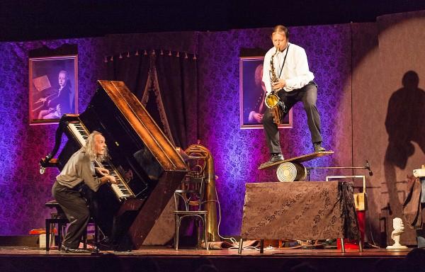 GOGOL & MÄX - Concerto humoroso
