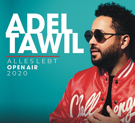 Adel Tawil Alles Lebt Open Air 2020