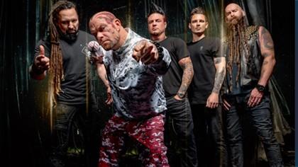 Five Finger Death Punch + special Guests: Megadeth & Bad Wolves