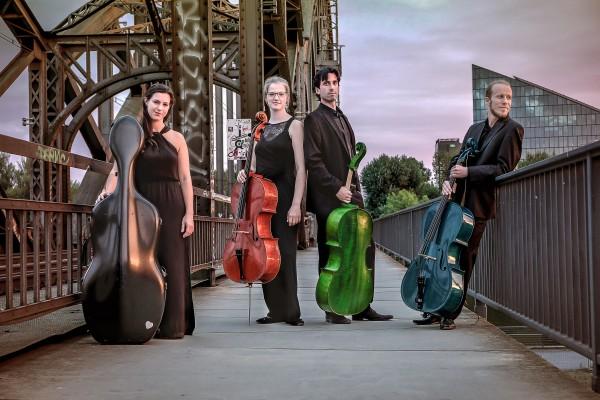 Cellharmonics - die Celloband: Picknickkonzert für Familien