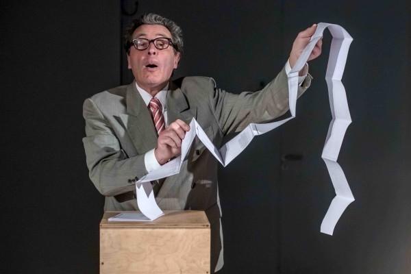 Werner Zülch Aktionstheater Kassel